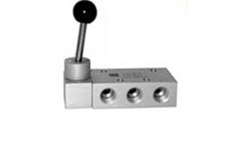Magnetically operated valve