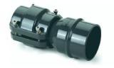 Airpipe recht verloopstuk met een connector