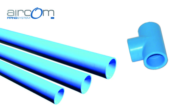 Kunststof luchtleidingsystemen - Aircom