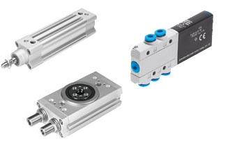 FESTO pneumatics homepage large