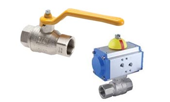 Ball valves and valve technology homepage large